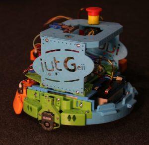 Robots de l'IUT GEII de Toulon