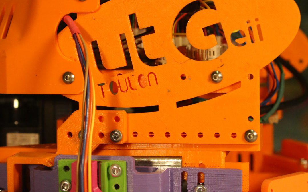Robots en IUT – Conférence sur les enjeux de la robotique
