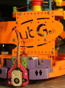 Robot de l'IUT GEII de Toulon